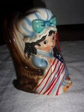 """Vintage Betsy Ross """"76 Music Box By Tundra"""