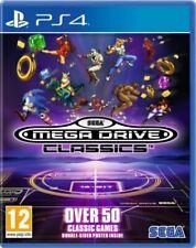 Sega Mega Drive Classics Sony Playstation 4 PS4