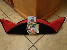 DISNEY'S OZ THE GREAT AND POWERFUL--THEODORA'S REVERSIBLE WITCH HAT (NEW)