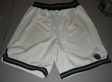 Vintage 90's Nike Basketball Shorts Men's Medium White