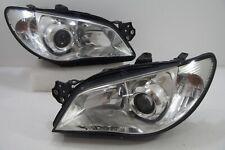 2006-07 Subaru Impreza GGA GDB GDA STI WRX OEM Ichiko Head Light Lamp Rev9 Pairs