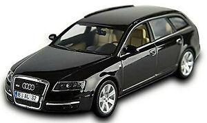 Audi A6 Avant C6 Type 4F 2005-08 Phantom Black 1:43 Minichamps
