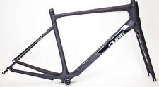Fahrradrahmen Rennradrahmen Cube Attain Carbon RH56 Vollcarbongabel Felgenbremse