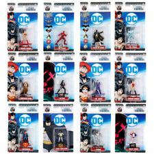 Figuras de acción de superhéroes de cómics figura original (sin abrir) de metal