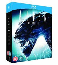 Alien Anthology [Films 14] [Bluray] [1979] [4 Disc Set] [DVD]