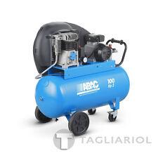 ABAC COMPRESSORE PROFESSIONALE A CINGHIA PRO A29B 100 CM2 100L MOTORE MONO 2HP