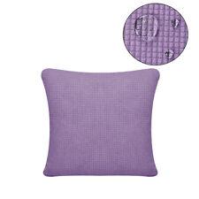 Square Waterproof Plaid Pillow Case Sofa Bed Car Waist Throw Cushion Covers 1pc