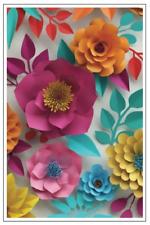 Website Internet Username Password Diary Journal Book Logbook Paper Flowers