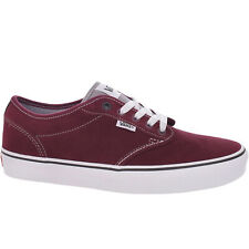 Vans Mens Atwood Retro Suede Low Rise Trainers Sneakers Shoes - Port Royal
