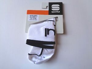 *SPORTFUL Tropic Air Mesh Meryl cycling socks white/black size Small (37/40)*
