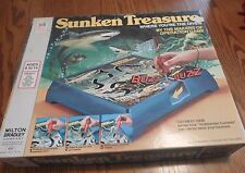 VINTAGE SUNKEN TREASURE BOARD GAME 1976 SPRINGFIELD MA