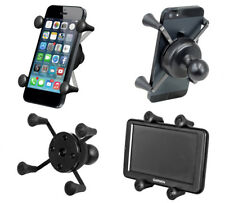 Ram Mount Universal X Grip Smart Phone Holder Ball Base Motorcycle Motorbike