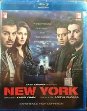 New York - John, Neil, Katrina Kaif - Official Bollywood Movie Bluray ALL/0