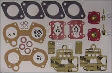 Quality Dellorto DHLA 40 service kit for two carbs direct from Dell'Orto UK