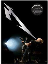 2 DVD Set Quebec Magnetic - Metallica Sealed New !
