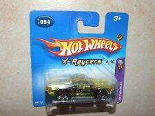 HOTWHEELS 1:64 2005 N°054 X-RAYCERS 4/10 CHEVELLE 1969
