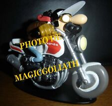 Figurine Joe Bar Team en résine HONDA 1000 CB Big One moto routière motor figure