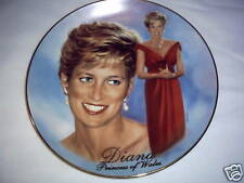 FOREVER DIANA COLLECTOR PLATE BRADFORD EXCHANGE~F S~~