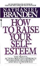 How To Raise Your Estime de Soi par Nathaniel Branden Masse Market Livre Poche