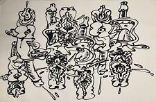 Original Tomas Esson Cuban  Artist cuba Arte Cubana Art Artists Oil Canvas