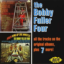 I Fought the Law/KRLA King of the Wheels by The Bobby Fuller Four (CD, Aug-2002,