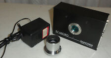 Sound Vision Sv Micro Microscope Ccd Camera w/ Leica 543669 0.63X lens & adapter