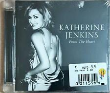 Katherine Jenkins ‎– From The Heart  Cd Sigillato Sealed