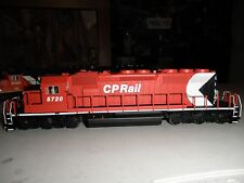 C.P. Rail     SD40-2   with sound & DCC