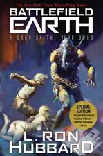 Battlefield Earth : A Saga of the Year 3000 by L. Ron Hubbard (2016, Trade Paperback, New Edition,Special)