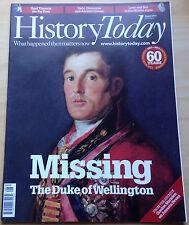 History Today Vol 61 Aug 2011 Medieval Sex. Greek Debt. Lost Duke