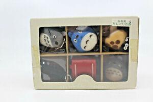 Ghibli Collection My Neighbor Totoro Keychain Set of 6 Japanese Anime Sun Arrow