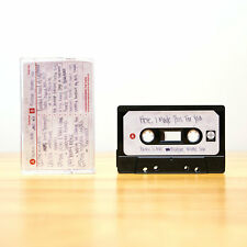 Beach Slang HERE, I MADE THIS FOR YOU: MIXTAPE VOL 2 +MP3s NEW CASSETTE TAPE