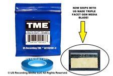 "TME Splicing Tape Open Reel Audio 1/4"" X 82' for RMGI Ampex Maxell ATR"