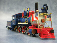 "Hawthorne Village Civil War ' 2-6-0 ' ""Spirit of America"" / USED  2002 / On30"