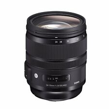 Sigma 24-70mm F/2.8 DG OS HSM Art Lens (Nikon AF) *NEW* *IN STOCK*