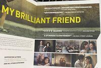 MY BRILLIANT FRIEND Margherita Mazzucc 2019 EmmyViewer FYC HBO TV DVD 2 Episodes
