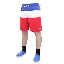 Mens Swimming Board Surf Shorts Swim Swimwear Beachwear Summer Sports Trunks Red XL