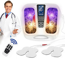 OSITO Foot Massager Circulation Device Foot Pain Relieve Blood Machine Heating