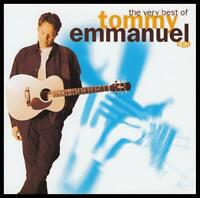 TOMMY EMMANUEL (2 CD) THE VERY BEST OF ~ GREATEST HITS ~ AUSTRALIAN GUITAR *NEW*