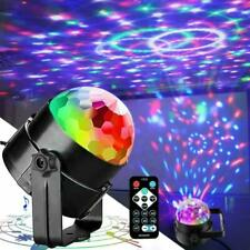 Disco Lights Party Lights Qingers Dj Stage Light 7 Colors Sound Act