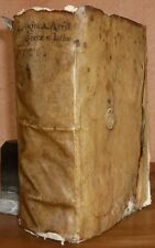 ARISTOTE, Giulio PACE: Organon et commentaires / Francfort - 1597