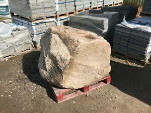 Large, Massive Boulders, Irish Granite, 1.5 - 2 tonnes each, collected price