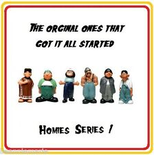 Homies Series 1 The Original 6 Figures That Got It All Started!