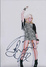 Pixie LOTT SIGNED Autograph Sexy 12x8 Photo AFTAL COA British Singer Songwriter