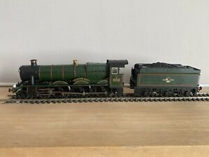 Bachmann 31-780 Modified Hall Class 6988 Br Green Late Crest 'Swithland Hall'