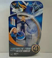 Hasbro Fantastic Four Force Shield Invisible Girl Rise of the Silver Surfer