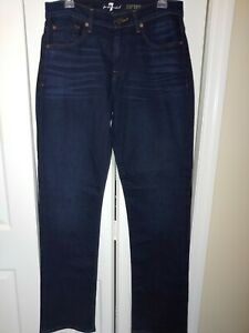 7 For All Mankind Carsen Jeans Size 30 NWT