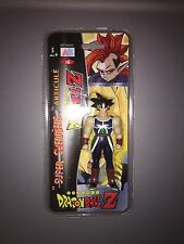 DRAGONBALL Z Super Guerriers Bardock Badack Figure 1989 AB Toys (France) MOC NEW