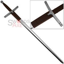 "FOAM Sword Braveheart William's Replica Scottish Claymore 43"" LARP Witch Hunter"