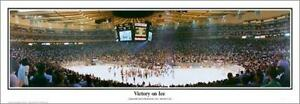 New York Rangers 1994 STANLEY CUP CHAMPS Madison Square Garden Panoramic POSTER